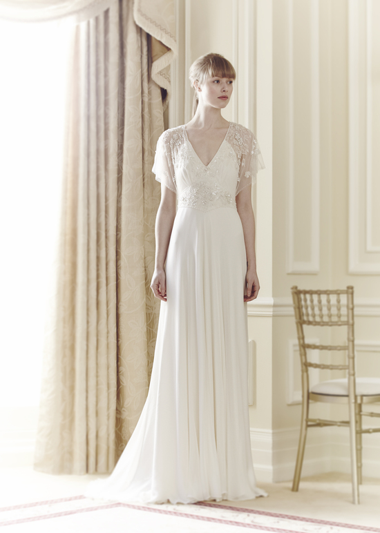 Jenny Packham Bridal Collection Spring Summer 2014 Tilly