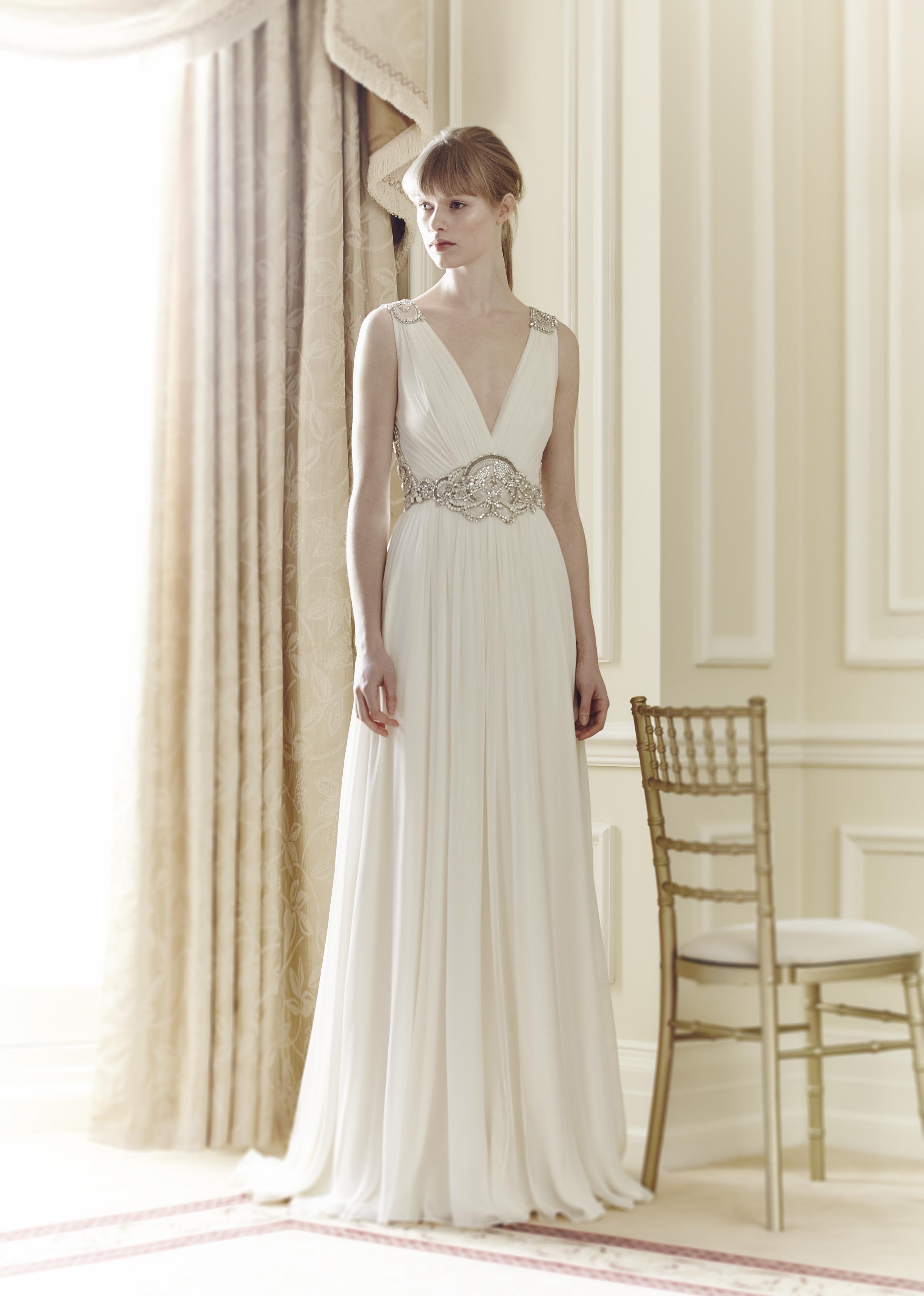 Jenny packham bridal collection spring summer 2014 wedding for Jenny packham wedding dress