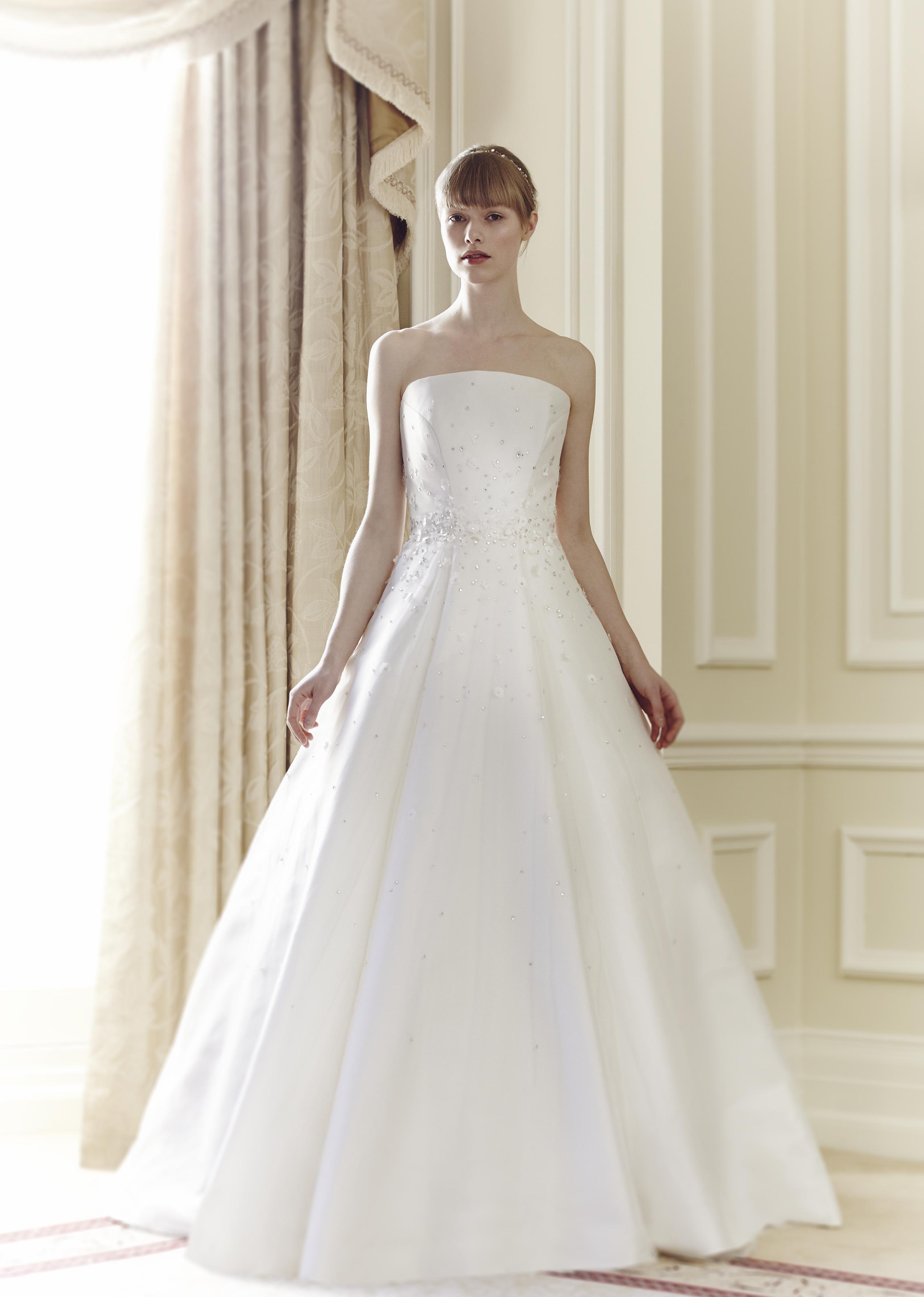 Jenny packham bridal collection spring summer 2014 wedding for Jenny beckman wedding dresses