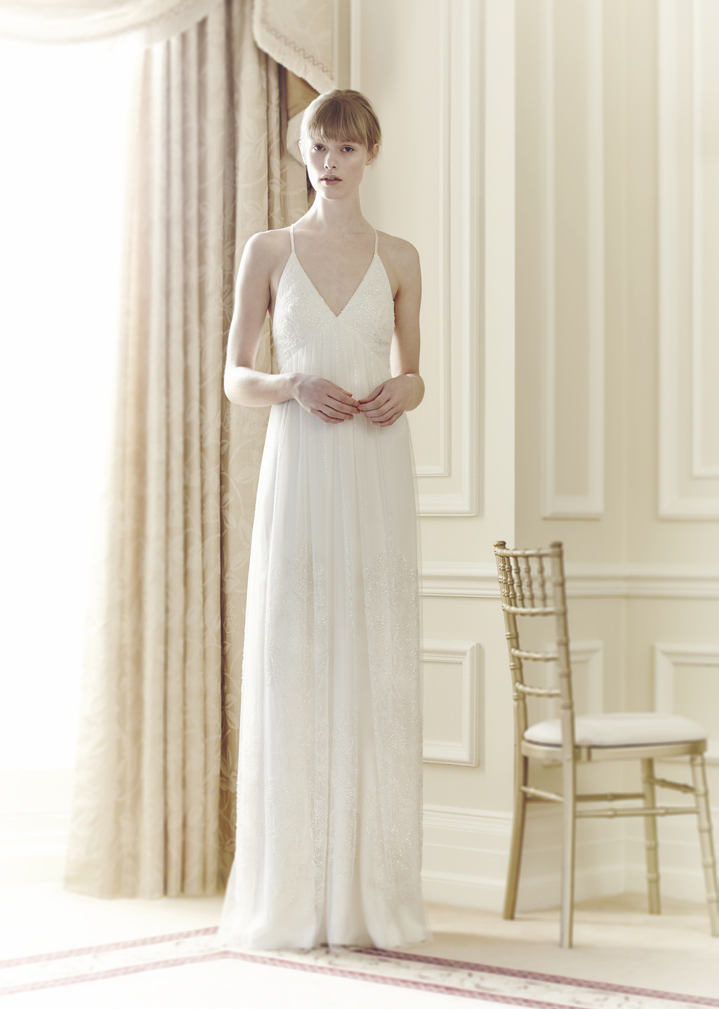 Jenny Packham Bridal Collection Spring Summer 2014 Summer