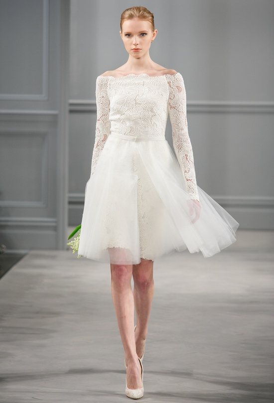 Spring 2014 Wedding Dress Monique Lhuillier Bridal Jolie 4