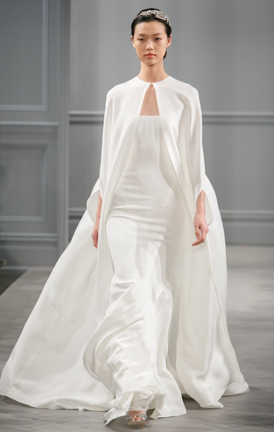 spring 2014 wedding dress monique lhuillier bridal tatiana