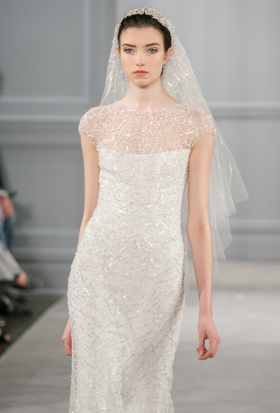 Spring 2014 Wedding Dress Monique Lhuillier Bridal Celestial 2