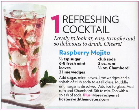 photo of Hostess with the Mostess: Summer Spirit featured in People Style Watch!