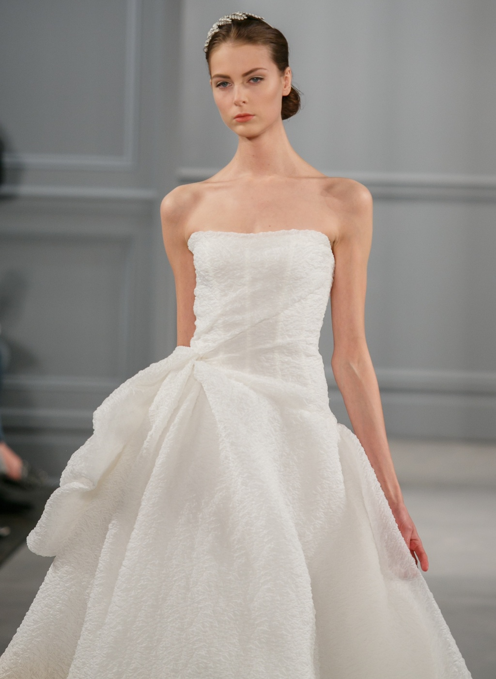 Spring 2014 Wedding Dress Monique Lhuillier Bridal Paris