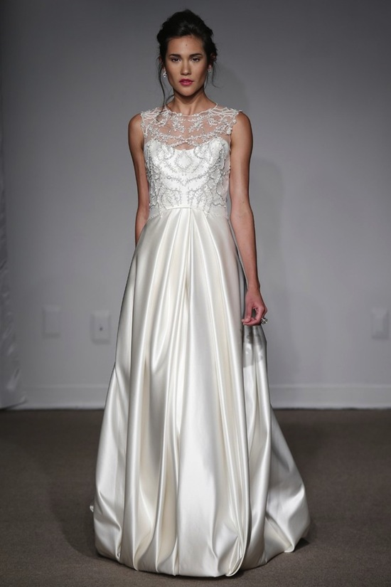 Spring 2014 Wedding Dress Anna Maier Bridal 1