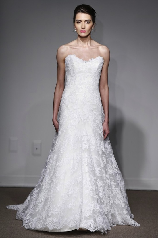 Spring 2014 Wedding Dress Anna Maier Bridal