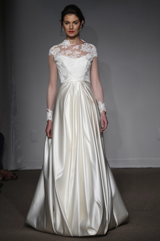Spring 2014 Wedding Dress Anna Maier Bridal 14