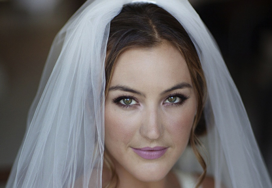 Petal-pink-lips-lush-lashes-wedding-makeup.full