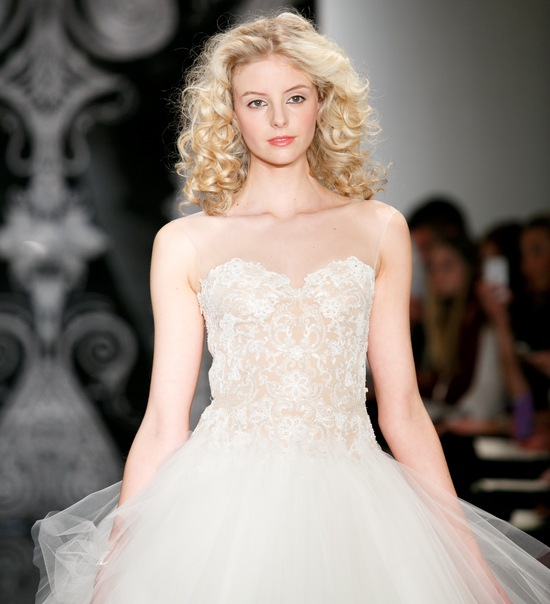 Reem Acra Wedding Dress Spring 2014 Bridal Chelsea
