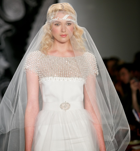 Reem Acra Wedding Dress Spring 2014 Bridal Daria 2