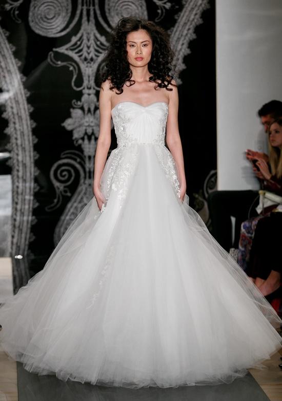 photo of Reem Acra Wedding Dress Spring 2014 Bridal 20
