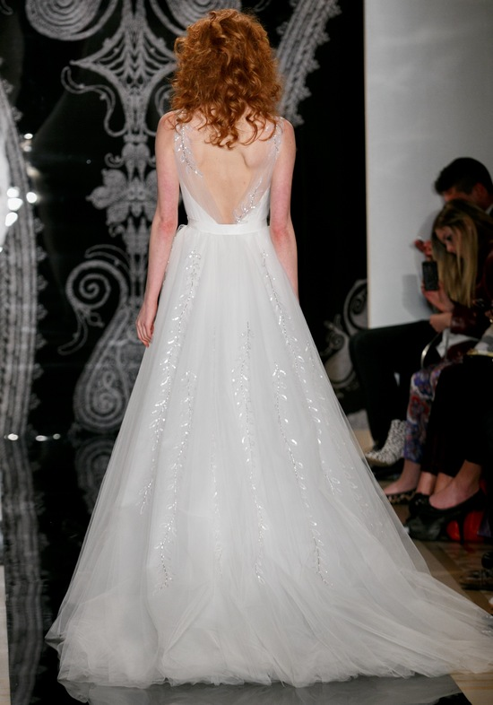 Reem Acra Wedding Dress Spring 2014 Bridal 19