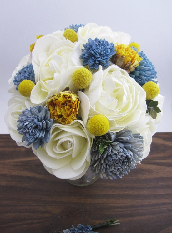 jess bridal bouquet