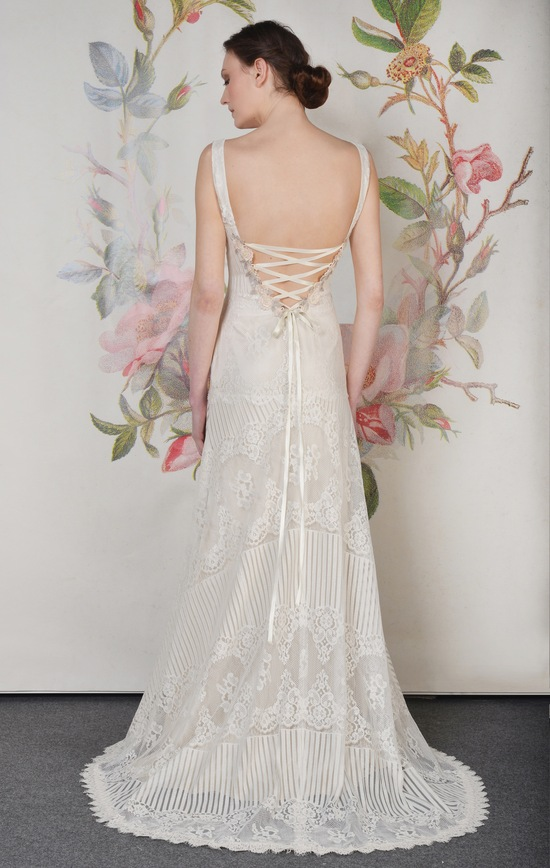 Claire Pettibone Spring Summer 2014 Wedding Dress Antoinette f 02