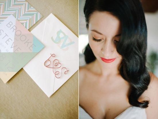 Ruffled blog wedding inspiration