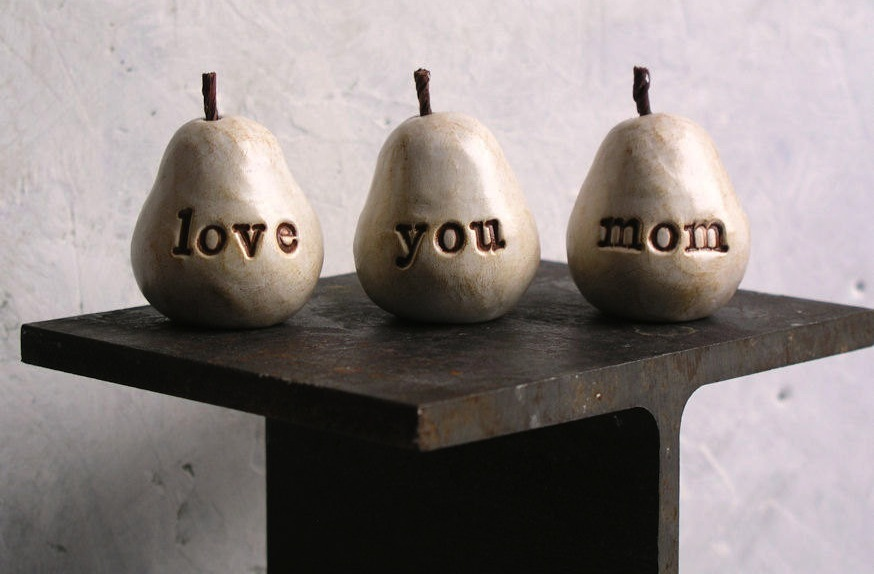 Mothers day gifts decor Love You Mom