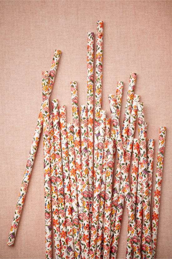 photo of Blooming Shoppe Straws