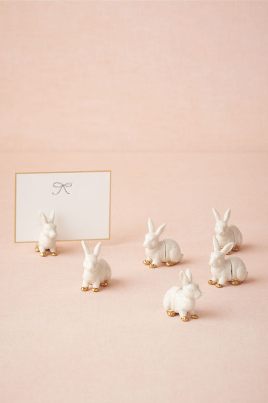Bunny Place Card Holders