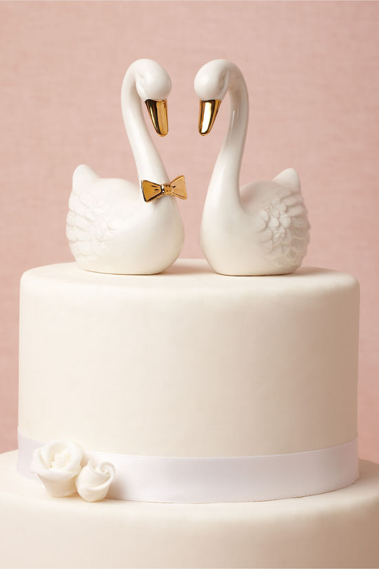 photo of Cygnus Cake Topper