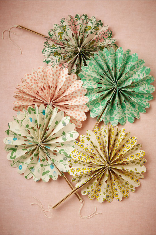 photo of Flora Crinkle Fans