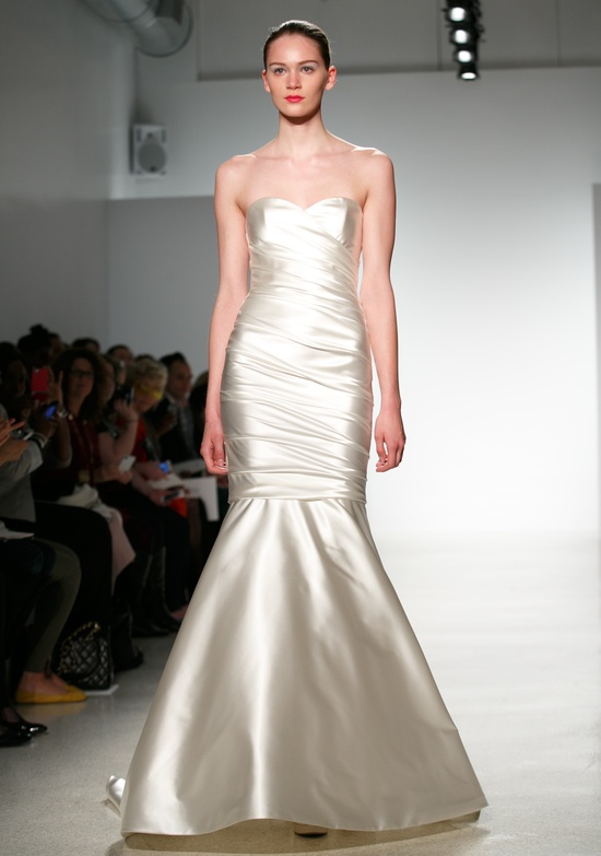 Kenneth Pool Wedding Dress Spring 2014 Bridal Antonia