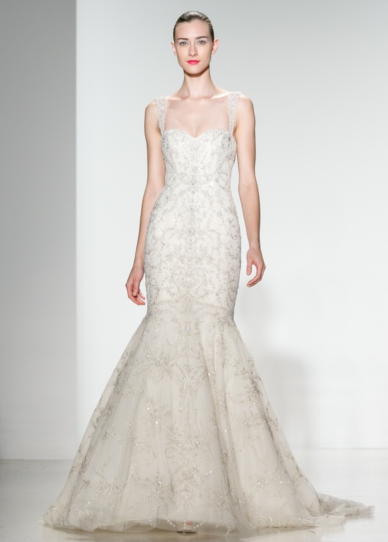 Kenneth Pool Wedding Dress Spring 2014 Bridal Gabrielle
