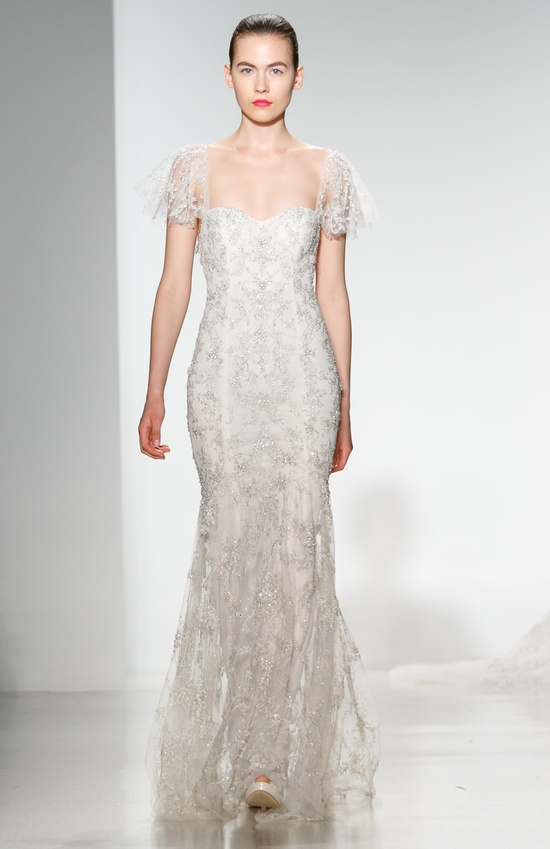 Kenneth Pool Wedding Dress Spring 2014 Bridal Giselle