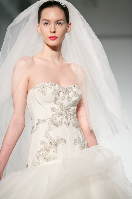 Kenneth Pool Wedding Dress Spring 2014 Bridal Kylie