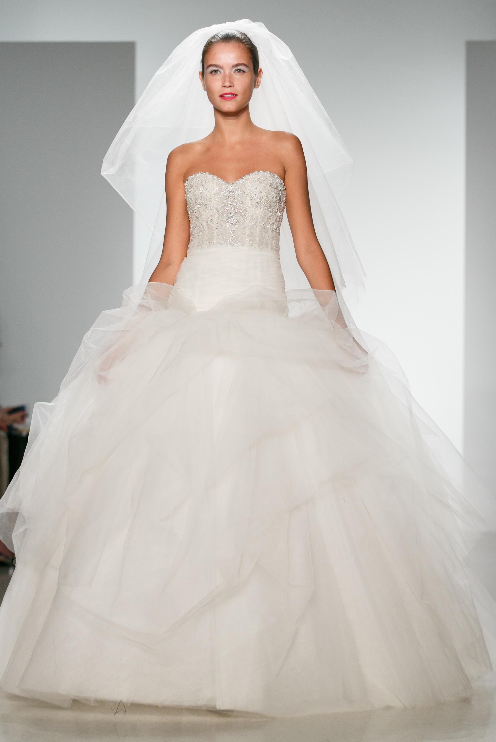 fashion kenneth pool wedding dresses