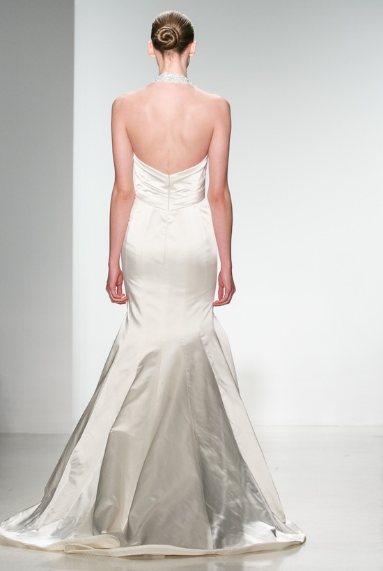 Kenneth Pool Wedding Dress Spring 2014 Bridal Adrienne