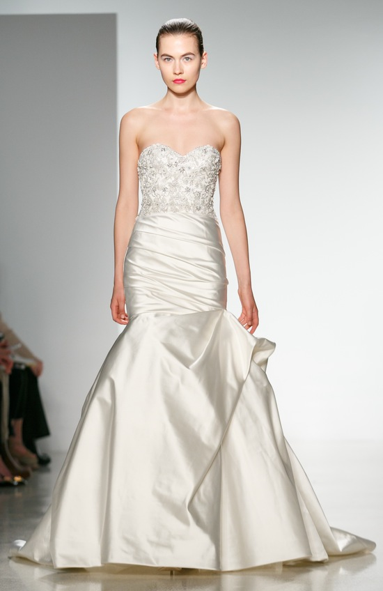 Kenneth Pool Wedding Dress Spring 2014 Bridal Emilia a