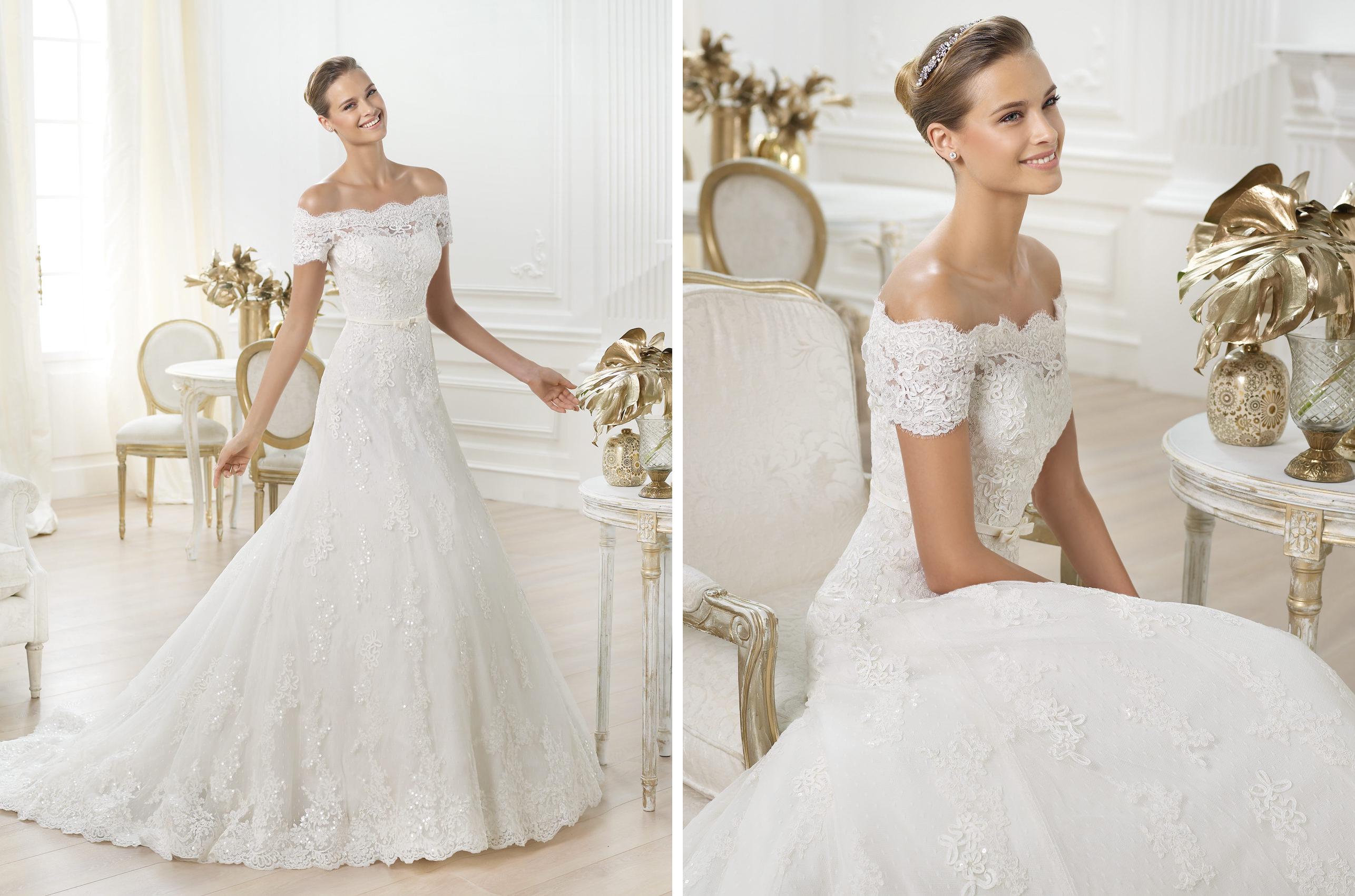 Pronovias Wedding Dress Pre 2014 Costura Bridal Letour
