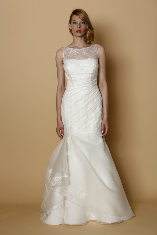 ALYNE Spring Summer 2014 wedding dress ALANNA