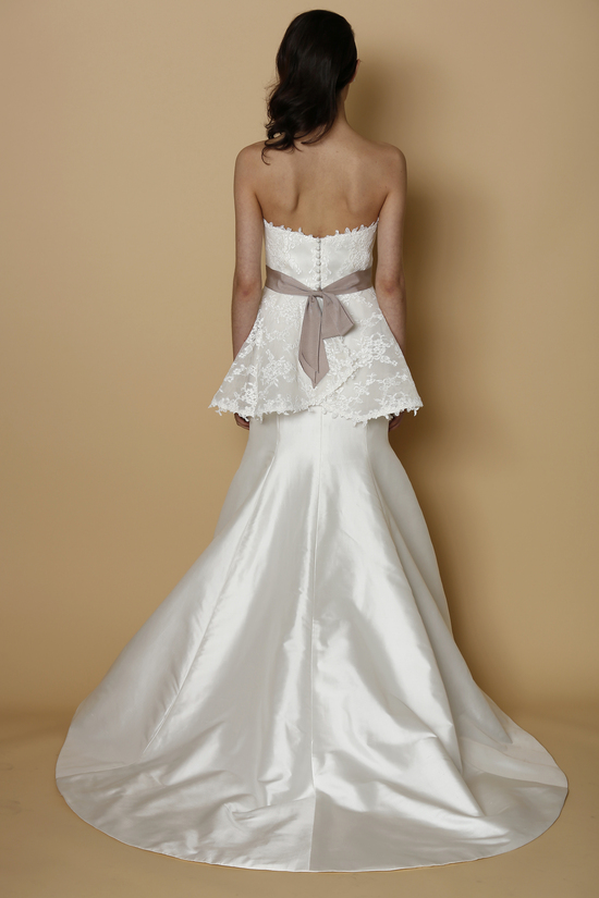 ALYNE Spring Summer 2014 wedding dress BLANCHE
