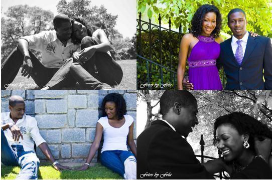 photo of Featured Engagement Session: Wunmi and Fred