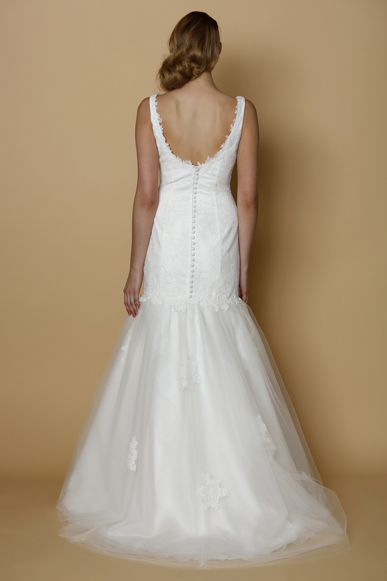 ALYNE Spring Summer 2014 wedding dress CORSICA