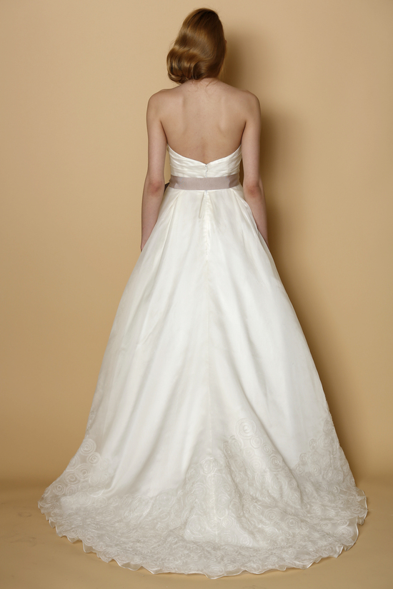 ALYNE Spring Summer 2014 wedding dress KELLYANNE