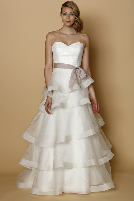 ALYNE Spring Summer 2014 wedding dress LAYLA