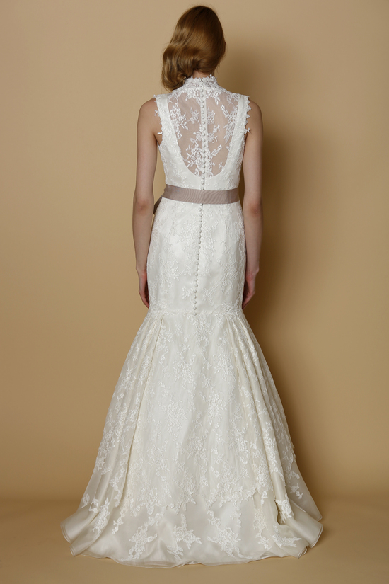 ALYNE Spring Summer 2014 wedding dress LUCIA