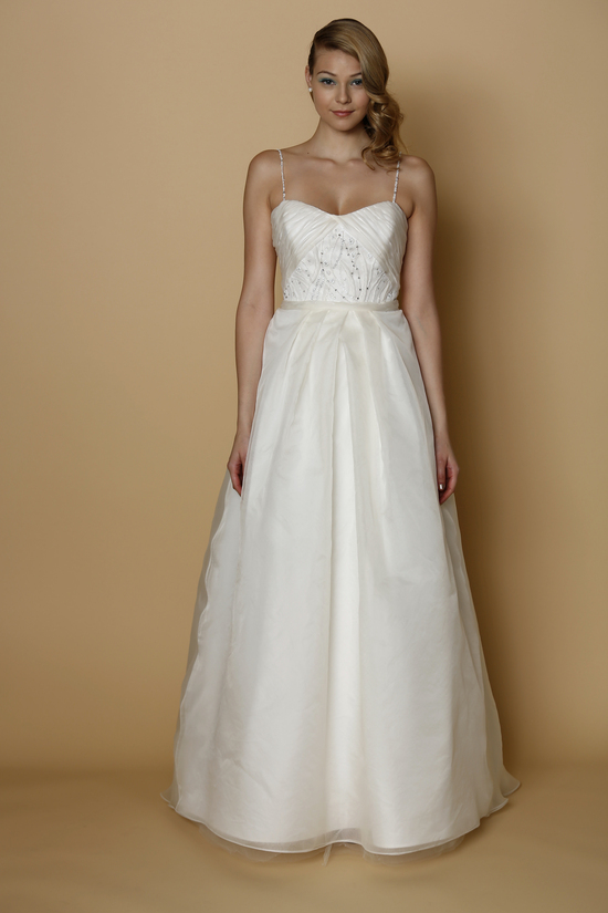 ALYNE Spring Summer 2014 wedding dress MARGOT