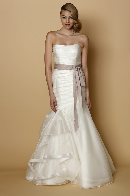 ALYNE Spring Summer 2014 wedding dress MARINA