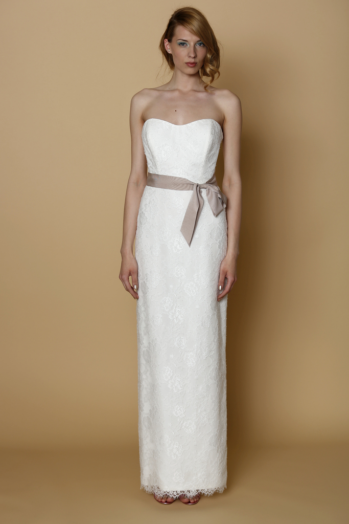 photo of ALYNE Spring Summer 2014 wedding dress MARISSA