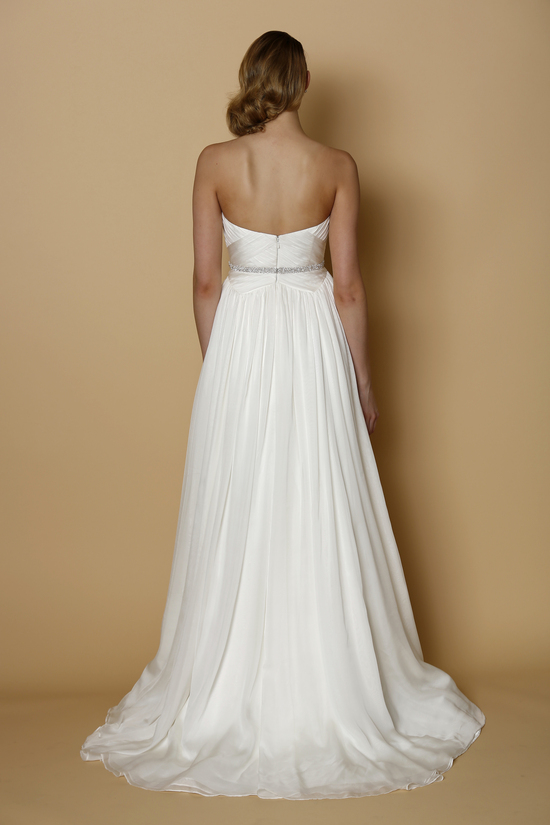 ALYNE Spring Summer 2014 wedding dress MARTINA
