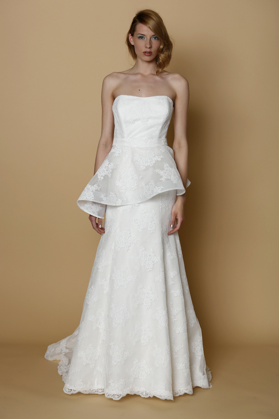 ALYNE Spring Summer 2014 wedding dress MONACO