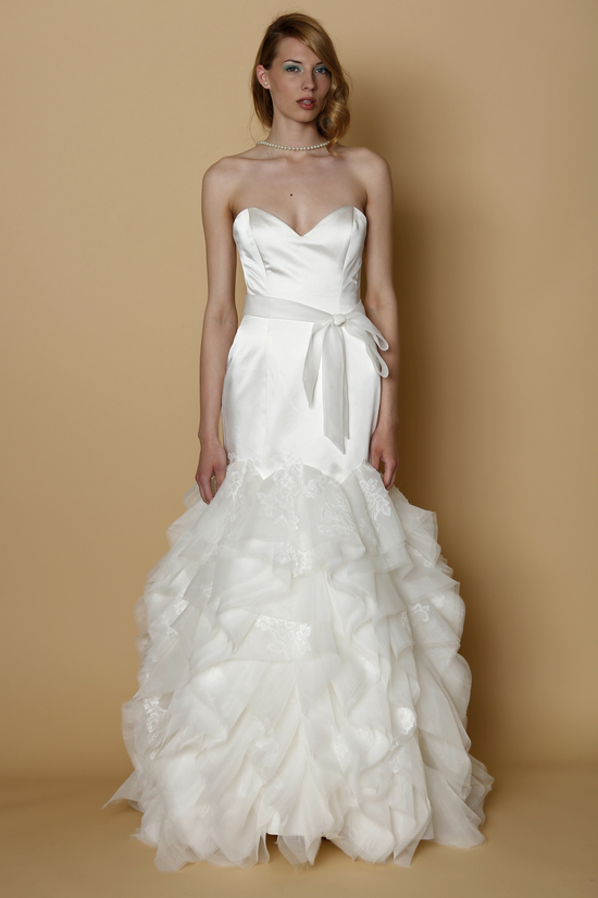 ALYNE Spring Summer 2014 wedding dress PATRICIA