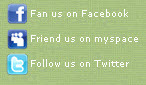 photo of Follow OneWed on Twitter, Facebook and MySpace!