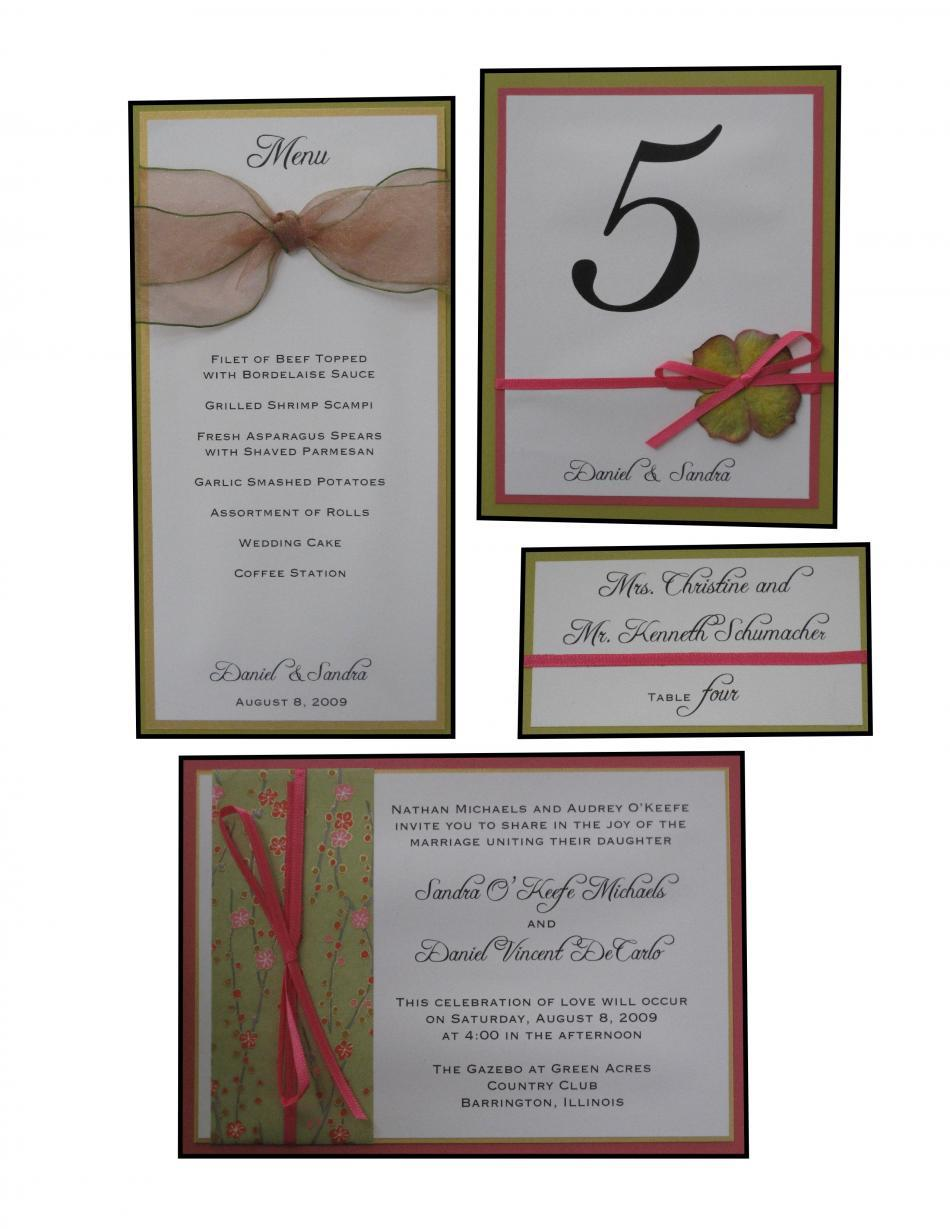 Top Tips: Things to Know When Ordering Wedding Invitations
