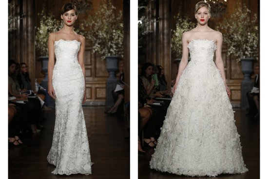 Spring 2014 Wedding Dresses Romona Keveza Bridal 5