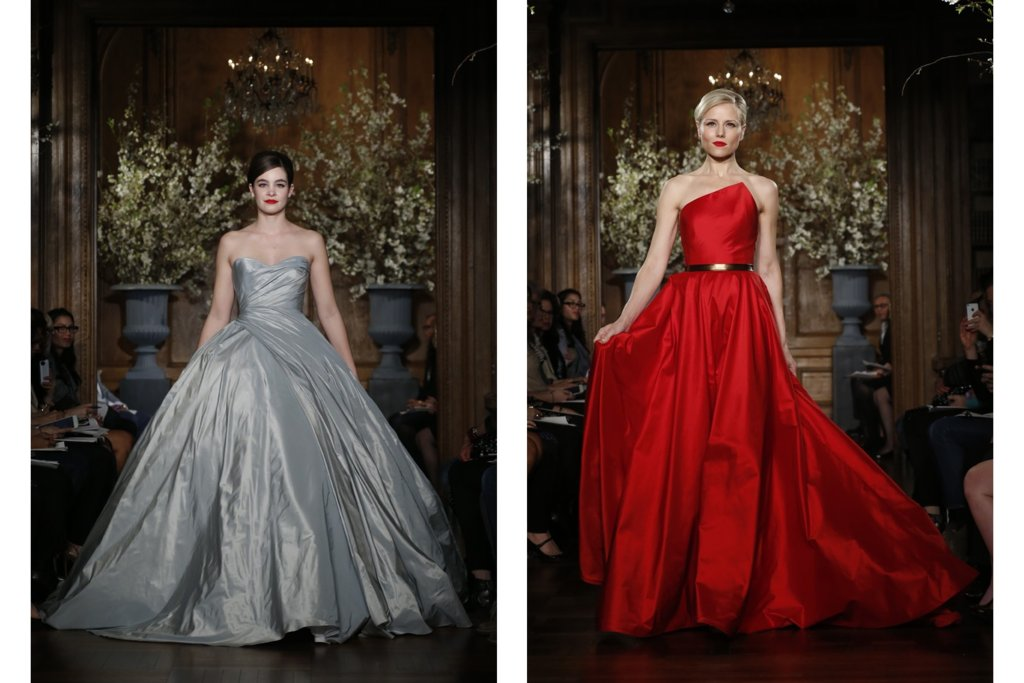 Spring 2014 Wedding Dresses Romona Keveza Bridal 3